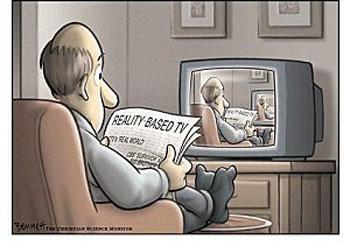 La télévision pour la masse dans Communication TVrealite4